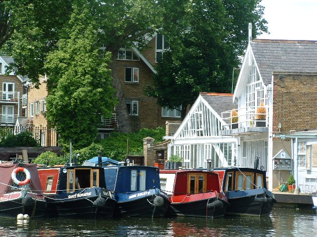 Constables Boathouses